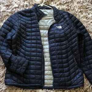 Men's thermoball Northface jacket